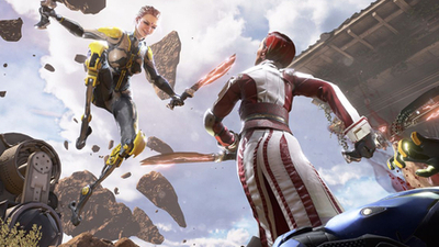 LawBreakers goes free-to-play on Steam | PC Gamer