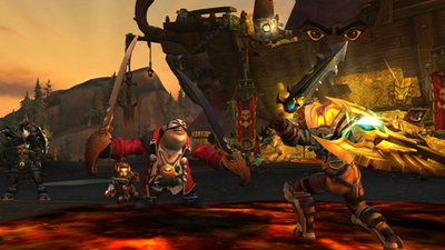 World of Warcraft: Battle for Azeroth Alliance zone preview