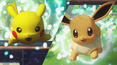 Pokémon to Give Away Shiny Pikachu/Eevee for Let's Go, Pikachu! and Eevee!