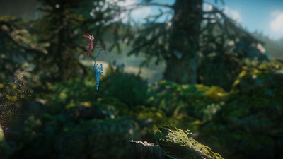 Unravel 2 is out today and it's a sweet, co-op platform adventure