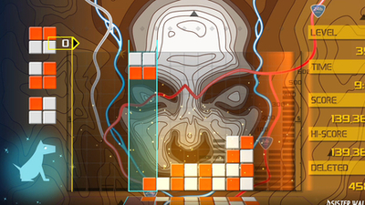Lumines Remastered out now, offers improved visuals and extra game mode | PC Gamer