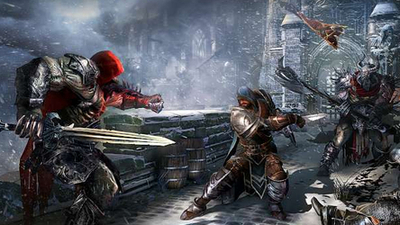 "Lords of the Fallen 2 Will Be A ""Reset"" And ""Fresh Start,"" Says Defiant Studios"