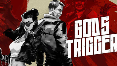 God's Trigger PC review: A Hotline Miami-inspired shooter that'll blow your mind