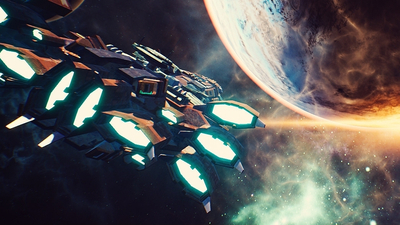 Redout dogfighter spin-off Space Assault has been delayed indefinitely