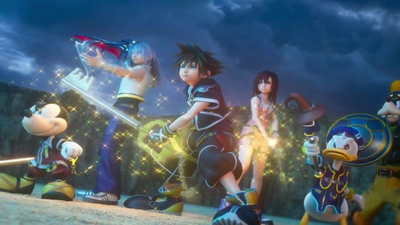 Kingdom Hearts 3 Critical Mode Details Revealed