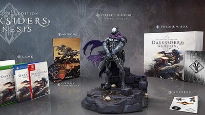 Darksiders Genesis collector's editions go up for preorder