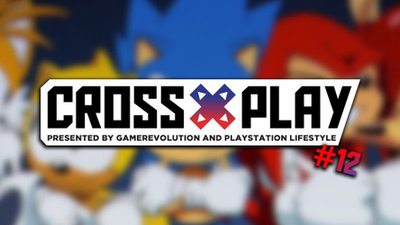 Cross-Play Podcast Episode 12: Throwing Hands with Sonic Stans