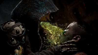 D'Vorah's Fatality in Mortal Kombat 11 is maybe the most disgusting (best?) yet