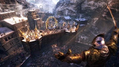 Middle Earth: Shadow of War's loot boxes are no more