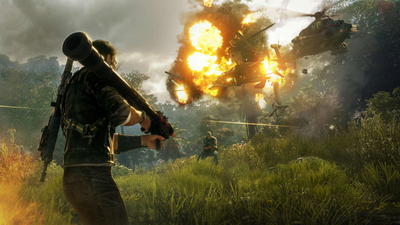 John Wick Creator Joins The Just Cause Movie As Its Writer