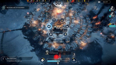 Frostpunk Descends Upon The PS4 & Xbox One This October