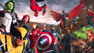 Why Comic-Con Was the Best Time to Release Marvel Ultimate Alliance 3 - IGN