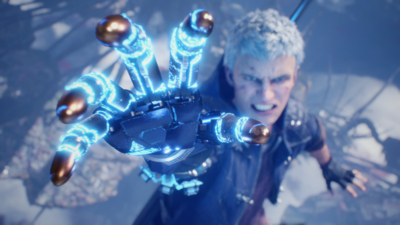 The Story Behind Devil May Cry 5's Soundtrack, And The Certified Banger Devil Trigger - GameSpot