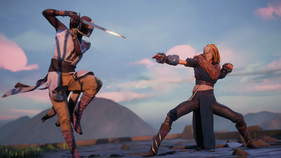 Absolver is free to play for the weekend on Steam | PC Gamer