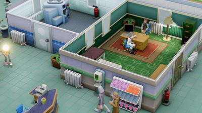 Two Point Hospital is adding a free co-operative challenge feature later this month