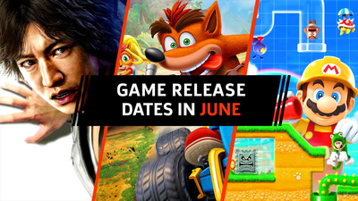 June Game Release Dates 2019: PS4, Xbox One, PC, Switch - GameSpot