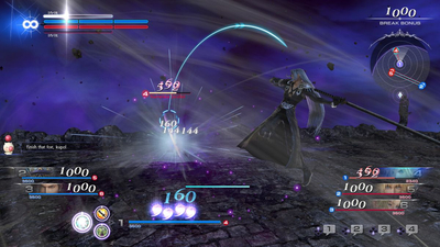 Dissidia Final Fantasy NT's free PC launch plagued by lag