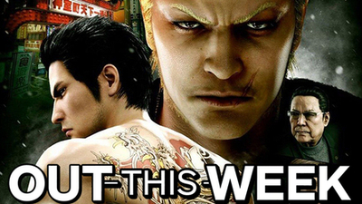 Out This Week: Yakuza Kiwami 2, Monster Hunter Generations Ultimate