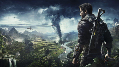 Just Cause Movie In The Works