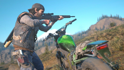 Days Gone Gets New Game Plus Mode Next Week, Adds New Syphon Filter Gun - IGN