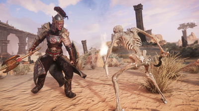 Conan Exiles DLC introduces buildings and armour from Khitai | PC Gamer