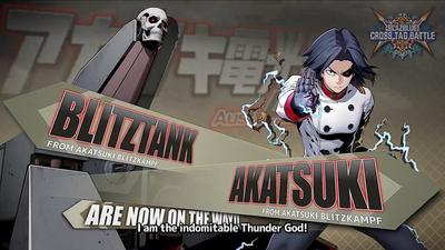 BlazBlue: Cross Tag Battle Adds A Literal Tank In November 2.0 Update