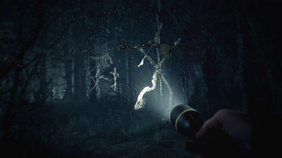 Blair Witch's first gameplay trailer is truly terrifying