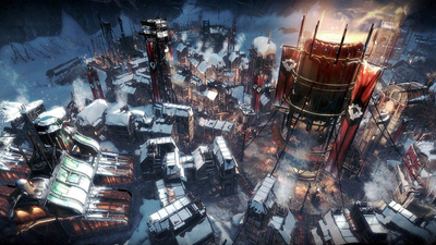 Frostpunk: Console Edition hits Xbox One in October