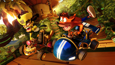 New Crash Team Racing Nitro-Fueled Grand Prix Update Goes Back In Time