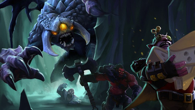 The Underhollow, Dota 2's battle royale with cheese, is now live | PC Gamer