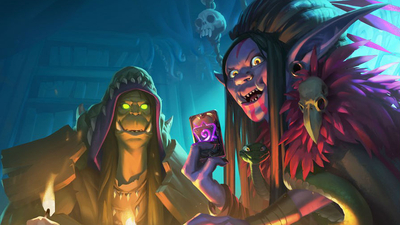 The latest legendary from Hearthstone's Rise of Shadows expansion has a horrifying effect