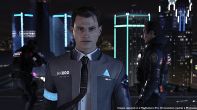 Quantic Dream hires exec to round up third-party developers