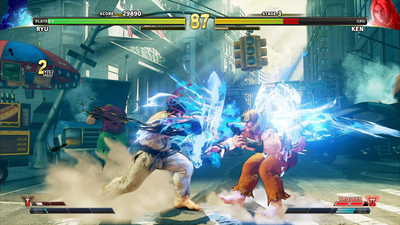Street Fighter 5 is going free-to-play for two weeks