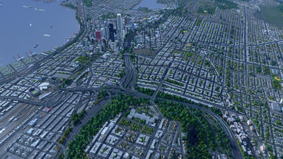 Cities: Skylines 'Campus' expansion adds colleges, sports, and universities