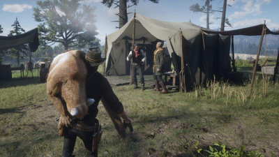 New Red Dead Online Glitch Lets Players Repeatedly Sell a Perfect Cougar Carcass