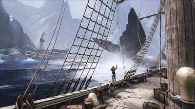 Pirate adventure 'Atlas' joins Xbox Game Preview