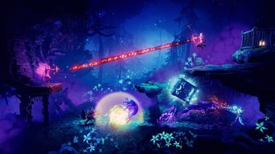 Trine 4: The Nightmare Prince for Xbox One review — A lackluster story doesn't spoil challenging puzzles
