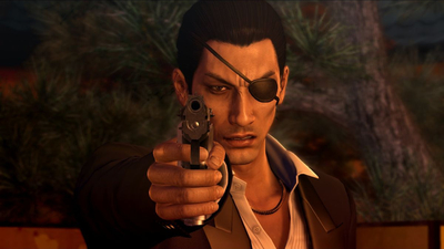 Sega seems to be teasing a PC version of Yakuza Kiwami 2