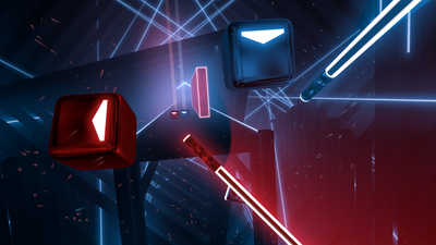 Beat Saber gets 3 Camellia tracks: 'Crystallized,' 'Cycle Hit,' and 'What the Cat!?'