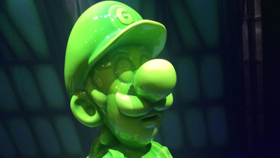 Tetris 99 is Getting a Luigi's Mansion Crossover, Complete with Gooigi's Cold, Emotionless Stare