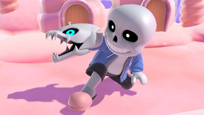 Sans From Undertale Is A Mii Fighter For Smash Ultimate; Megalovania Makes The Tracklist