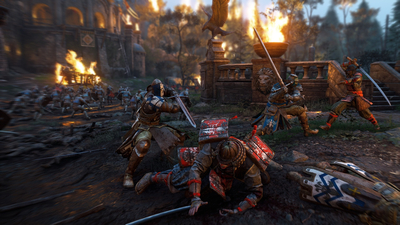 For Honor Halloween Event Fangs of the Otherworld Has Begun