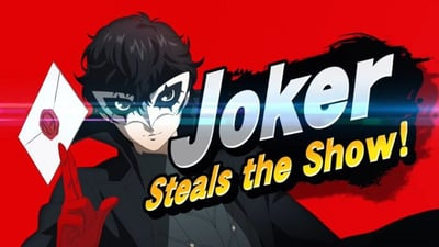 Super Smash Bros. Ultimate: Joker is Freezing Nintendo Switches
