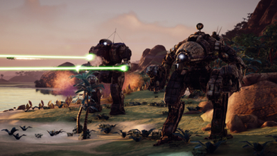 Battletech Expansion Is Called Flashpoint and Is Due November
