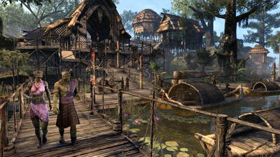 Elder Scrolls Online celebrates its 25th anniversary with a Free Play Event
