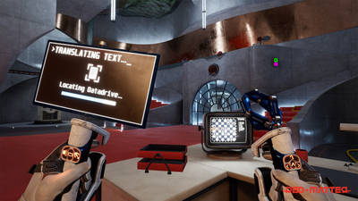 Sci-fi VR adventure Red Matter is coming to Oculus Quest — with better visuals