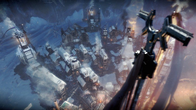 Survival builder 'Frostpunk' gets expansion pass on PC, 'The Rifts' out today