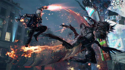 Devil May Cry 5 Bloody Palace is Out Now