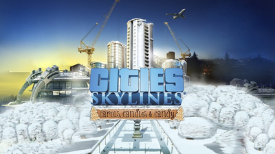 Cities: Skylines gets free holiday-themed radio stations pack