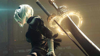 This Sekiro mod lets you play as Nier Automata's 2B
